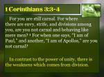 1 corinthians 3 3 4