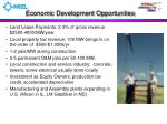 economic development opportunities