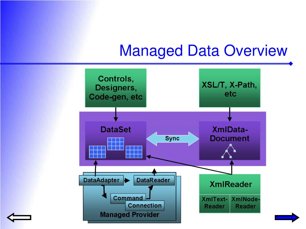 Managed Data Overview