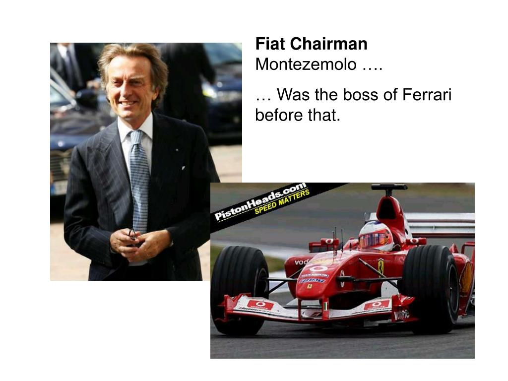 Fiat Chairman