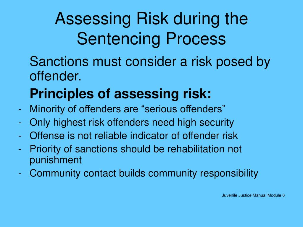 the sentencing process The sentencing process upon conviction • adjournment whenever the court wants further information (eg pre-sentence report, report whether they are suitable for a community.