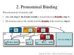 2 pronominal binding34