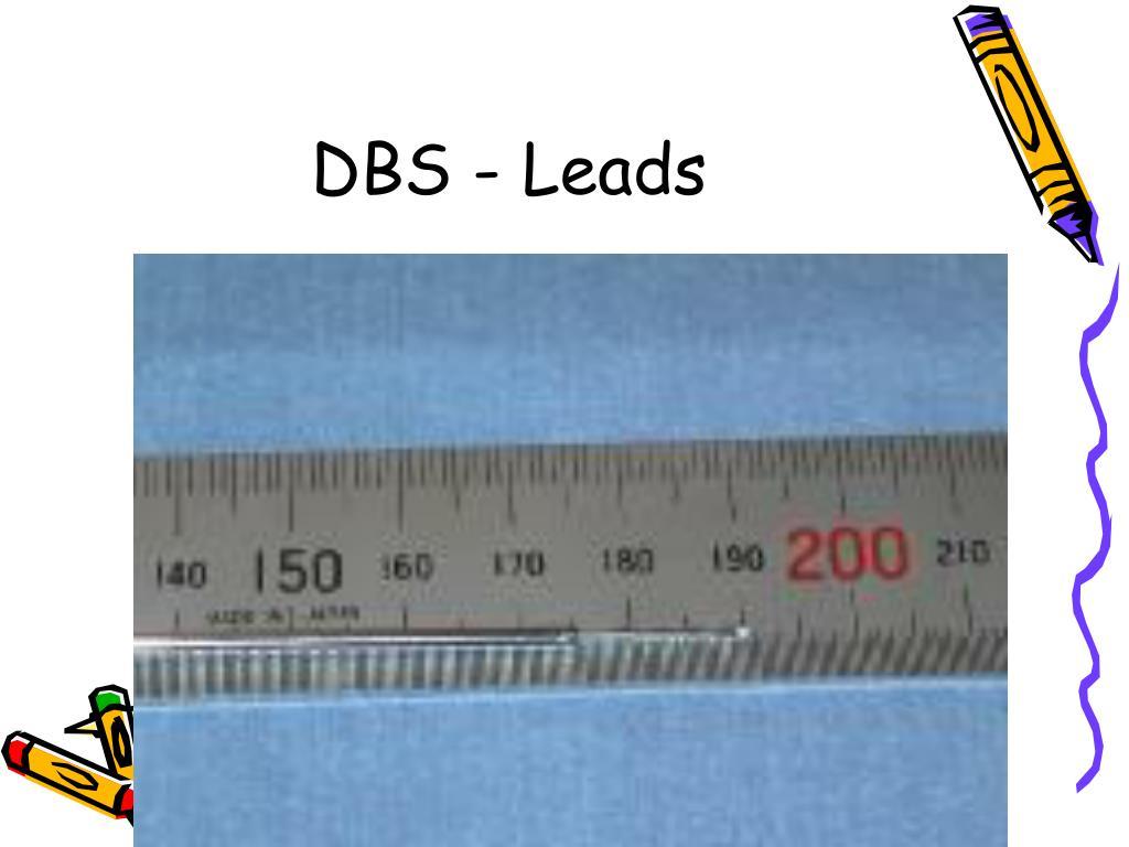 DBS - Leads
