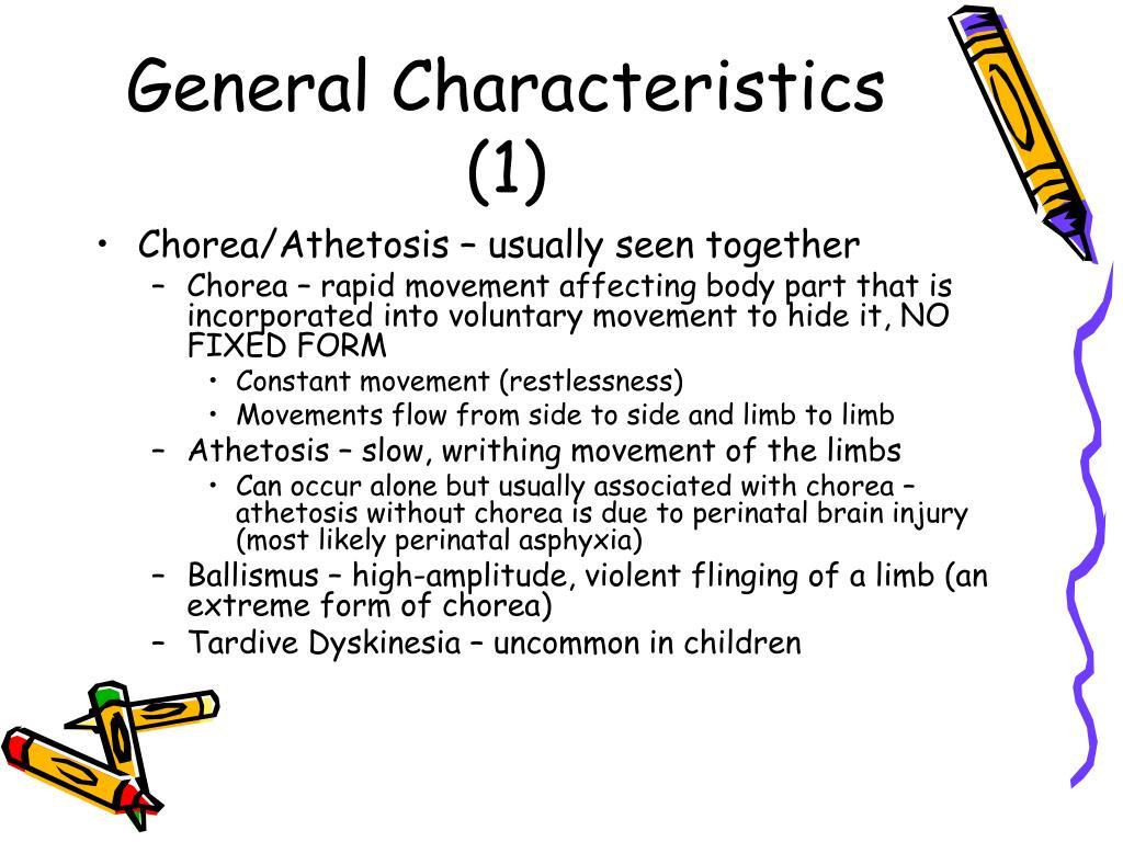 General Characteristics (1)