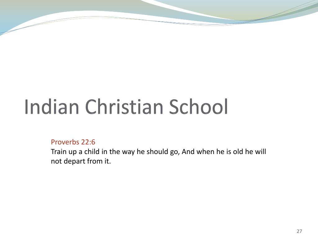 Indian Christian School
