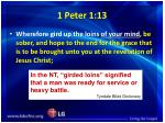 1 peter 1 13