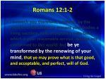 romans 12 1 24