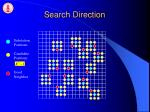 search direction