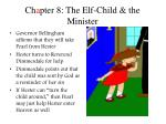 ch a pter 8 the elf child the minister