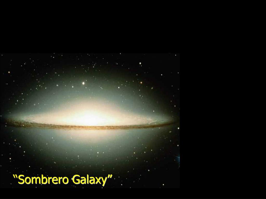"""""""Sombrero Galaxy"""""""