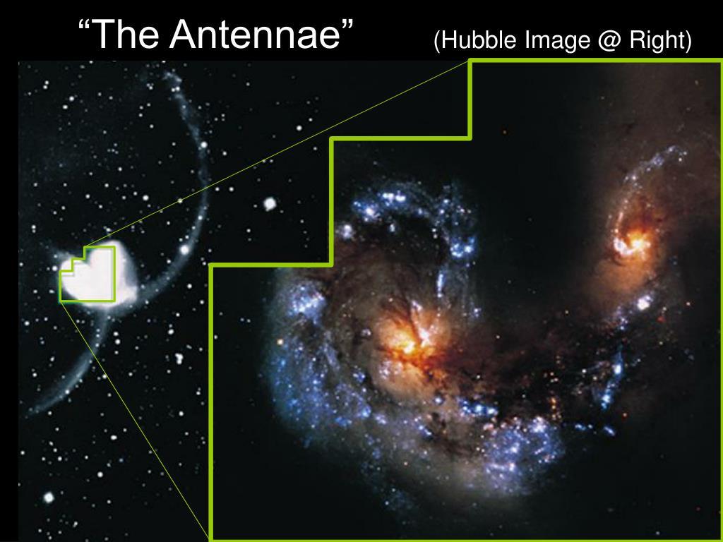 """The Antennae"""