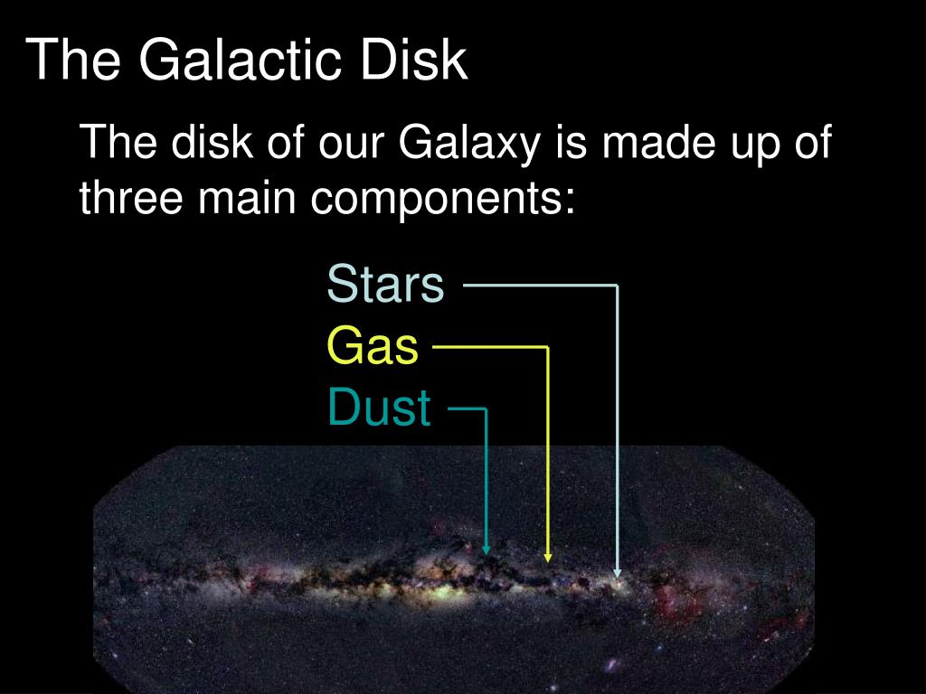 The Galactic Disk