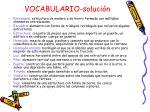 vocabulario soluci n63