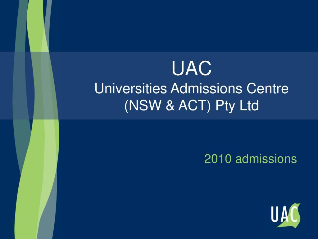2010 admissions l.