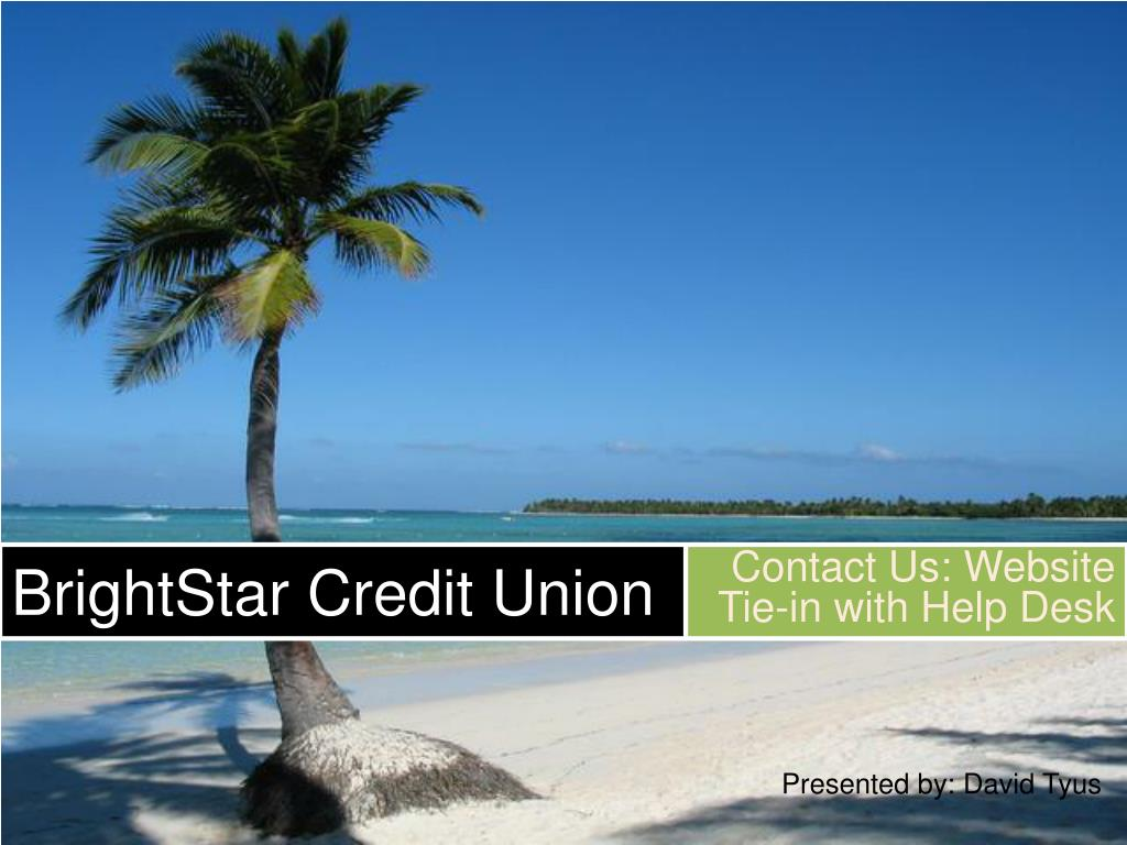 brightstar credit union l.