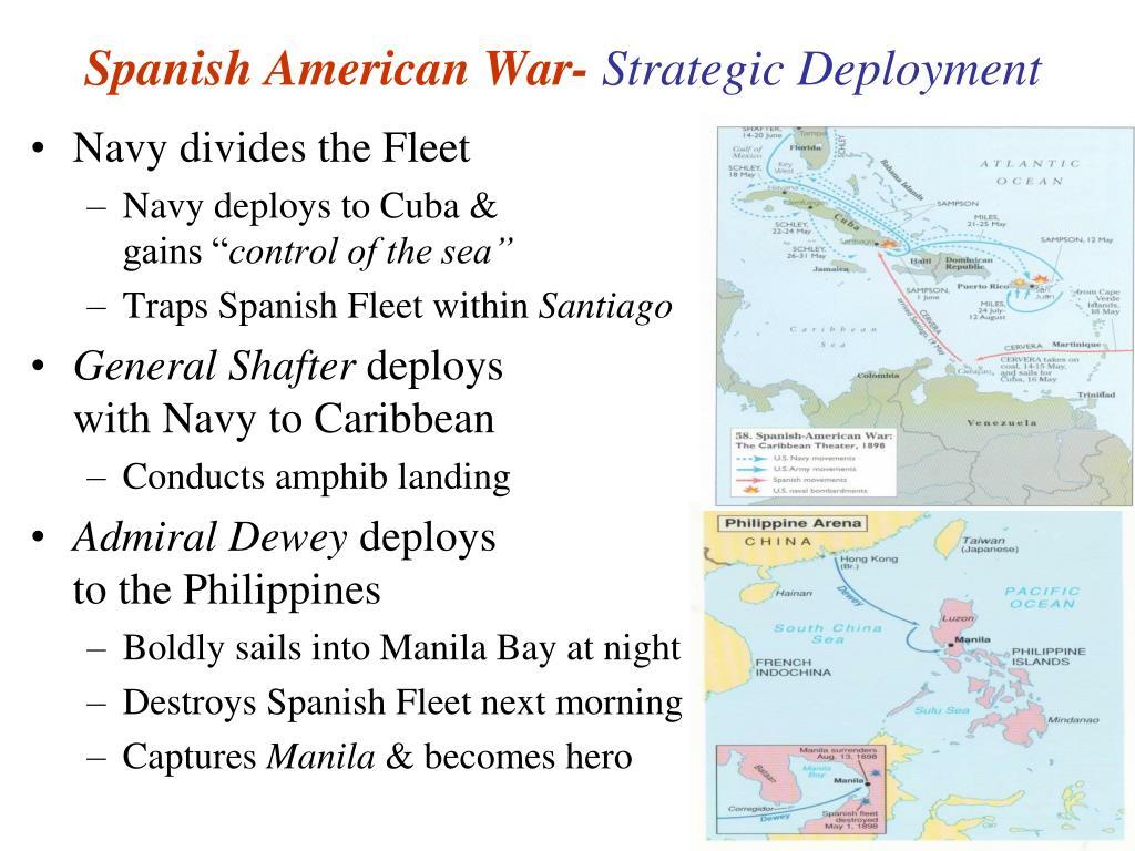 Spanish American War-