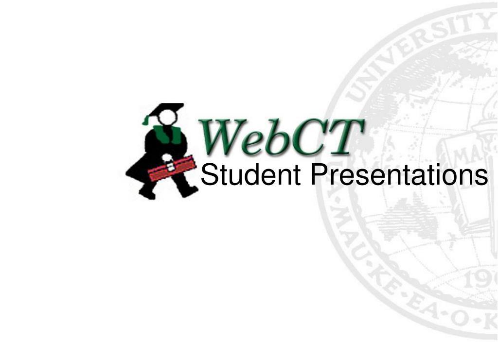 student presentations l.