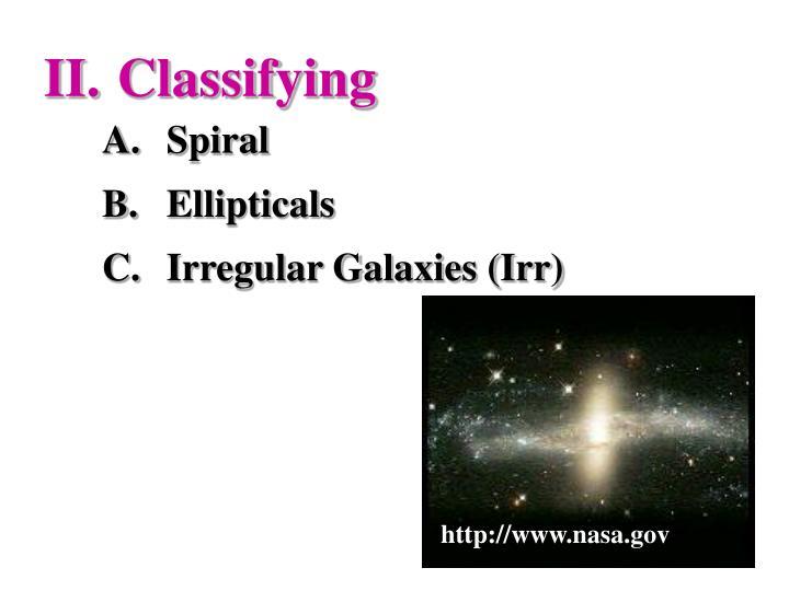 Classifying