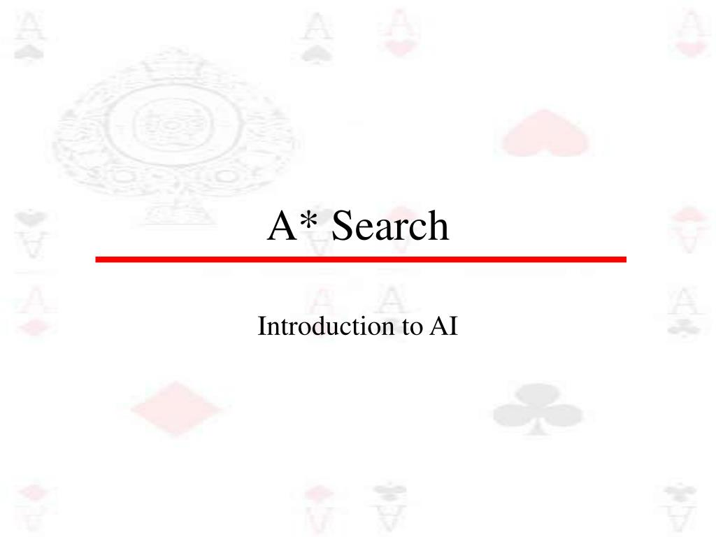a search