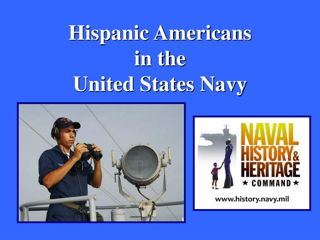 hispanic americans in the united states navy l.