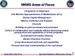 nnwg areas of focus