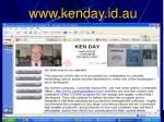 www kenday id au