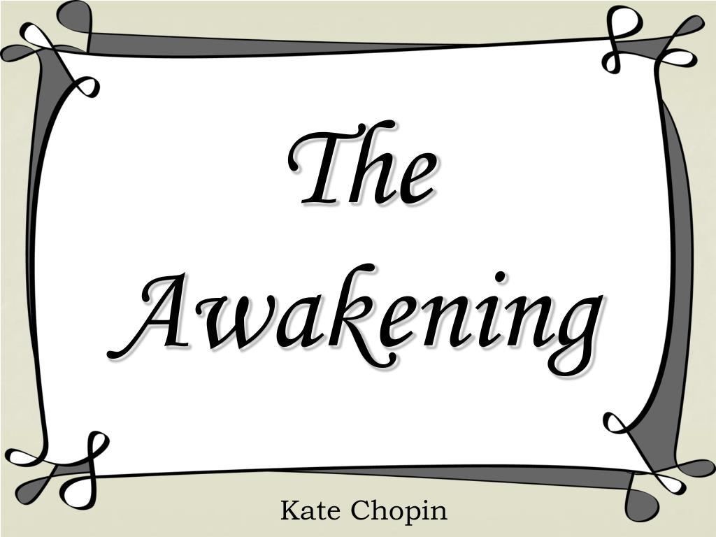 the awakening l.