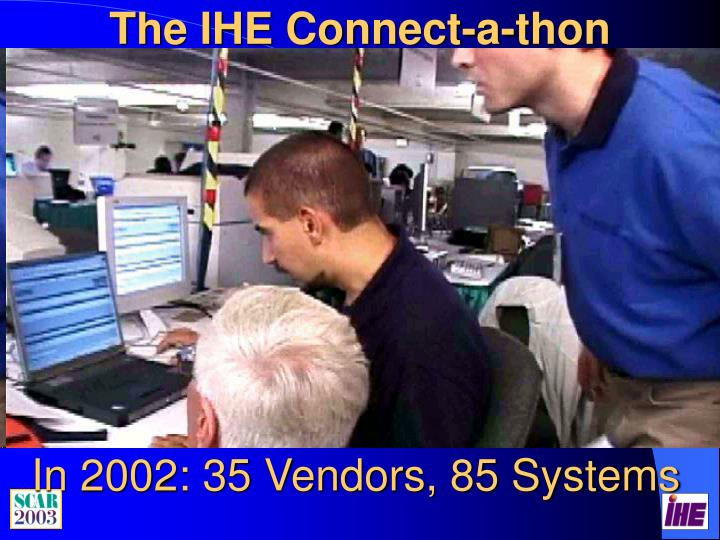 The ihe connect a thon