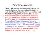 establishes purpose4