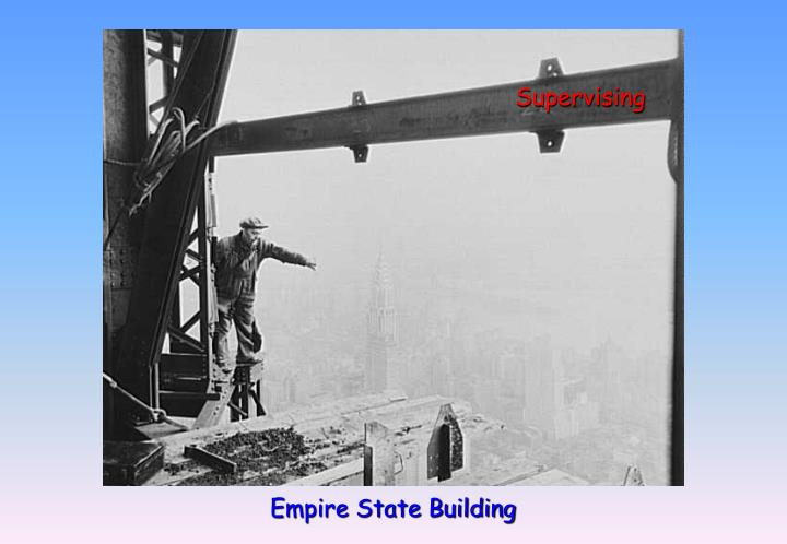 Supervising