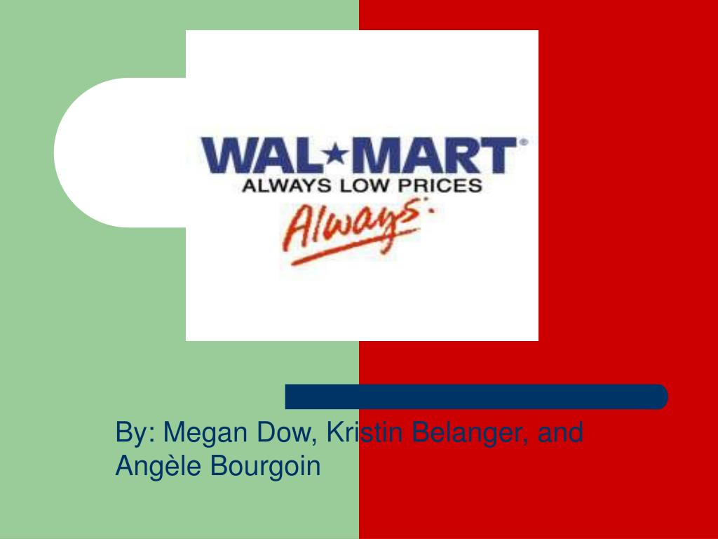 wal mart overview essay