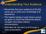 understanding your audience3