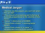 medical jargon54