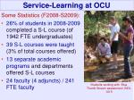 service learning at ocu10