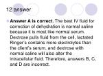 12 answer