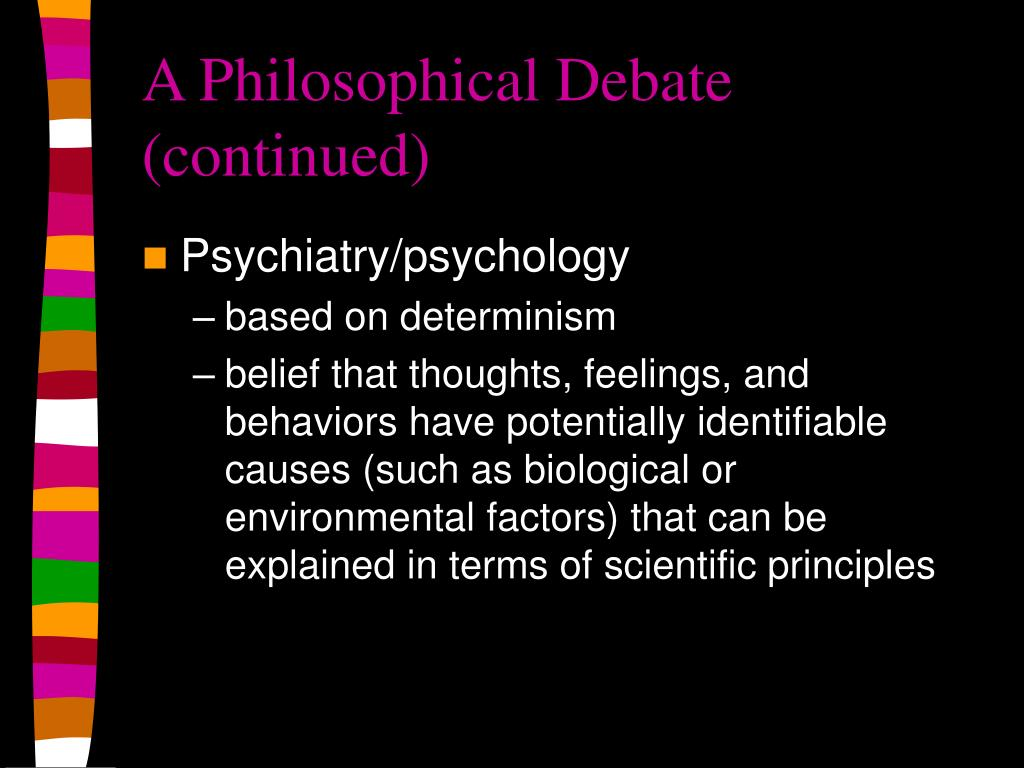 philosophical thesis