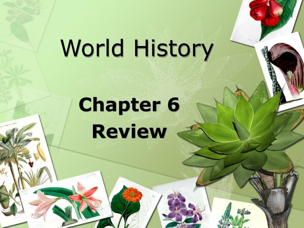 world history l.