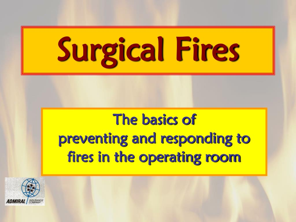 surgical fires l.