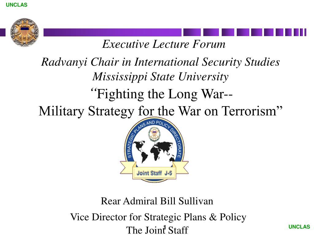 Executive Lecture Forum
