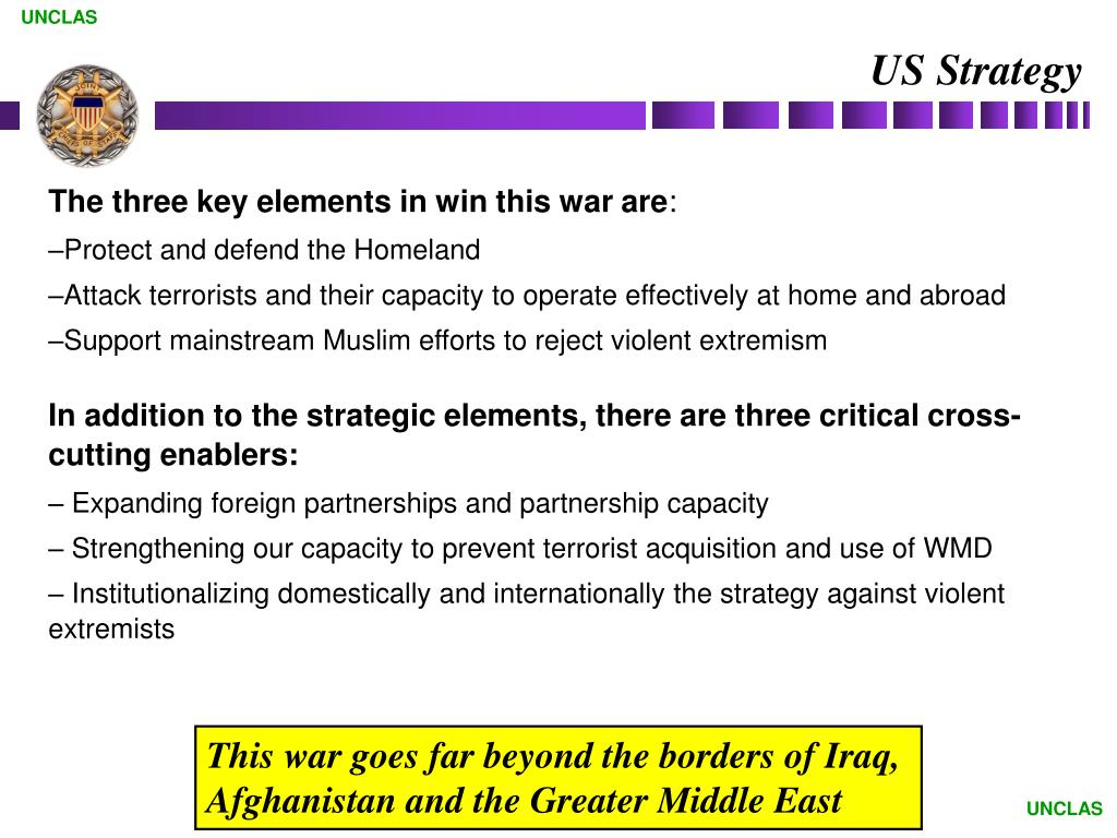 US Strategy