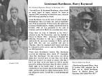 lieutenant rawlinson harry raymond