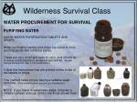 wilderness survival class27