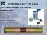 wilderness survival class28