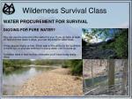 wilderness survival class29