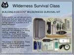 wilderness survival class34