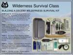 wilderness survival class38