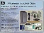 wilderness survival class39