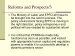 reforms and prospects 3