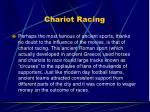 chariot racing34