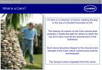 what is a cairn